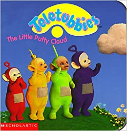 Teletubbies: The Little Puffy Cloud (Scholastic): 9780590643207
