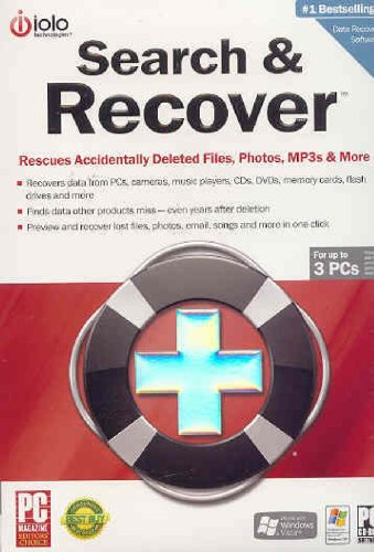 Search and Recover 5 - 3 User