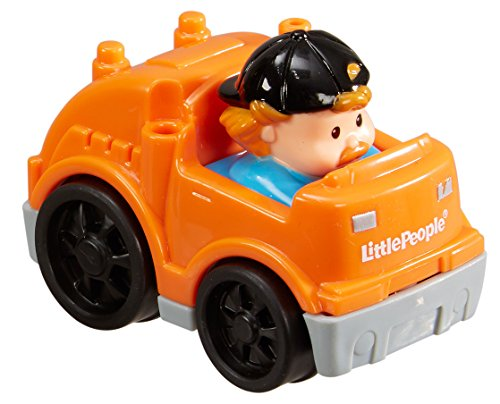 Fisher-Price Little People Wheelies Recycle Truck - 1