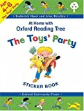 At Home with Oxford Reading Tree: Sticker Book (0198382197) by Hunt, Roderick