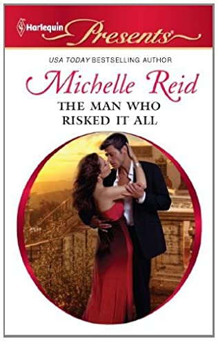 book cover of The Man Who Risked it All