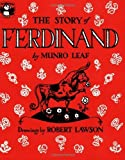 Image of The Story of Ferdinand with 33-1/3 RPM Record