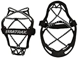 Yaktrax Pro Traction Cleats for Snow and Ice,Black,Large
