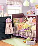 Jungle Bff 4 Piece Crib Bedding Set by Bananafish