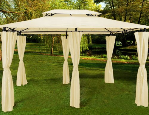 Tonnelle de jardin pas cher for Gazebo 4x3 amazon