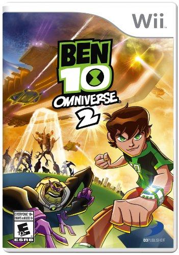 Ben 10 Omniverse 2 - Nintendo Wii - 1