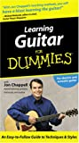 Learning Guitar for Dummies [VHS]