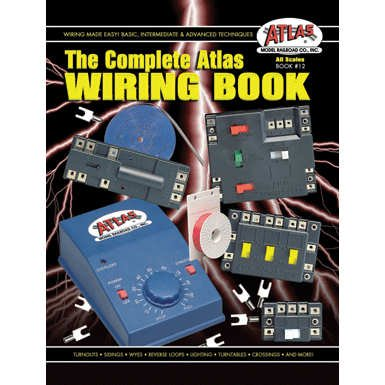 Complete Atlas Wiring Book - 1