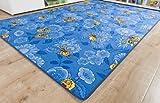 Kinderteppich Biene Maja blau, Größe Auswählen:200 x 220 cm