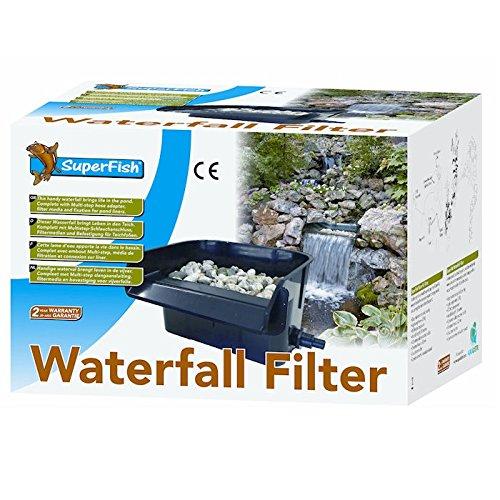 superfish wasserfall filter 2in1 teichfilter f r den. Black Bedroom Furniture Sets. Home Design Ideas