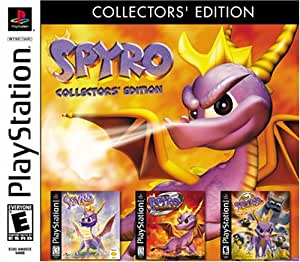 Spyro Collectors' Edition - PlayStation