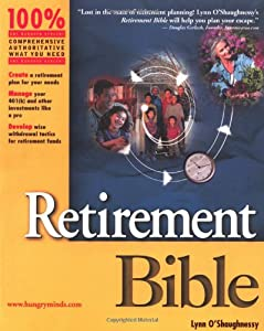 Retirement Bible from Wiley