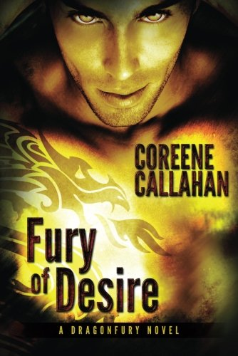 Image of Fury of Desire (Dragonfury Series)