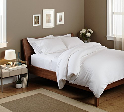 Twin Size 100% Egyptian Cotton 8 Piece Bed In A Bag Collection 600 Thread Count Solid -White Created By Fantasy Nap