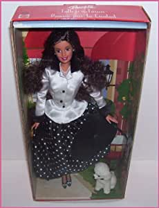 Brunette Talk of the Town Special Edition Barbie Doll International Version Paseo Pur La Ciudad