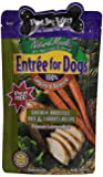 Three Dog Bakery Entrée for Dogs, Chicken, Vegetables, and Rice (12-Ounce Package)