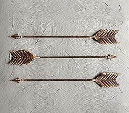 Arrow Wall Decor, 4\