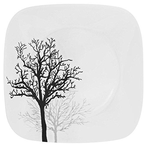 Corelle Coordinates Square Timber Shadows 10.25