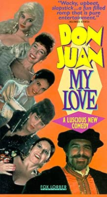Don Juan, My Love [VHS]