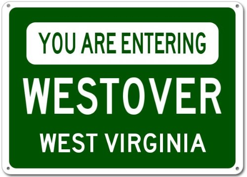Westover City Sign