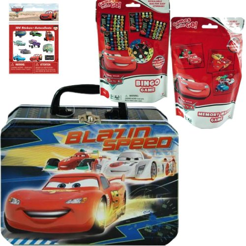 Match game 1 bingo game set plus cars stickers toys games games sets
