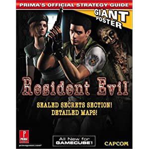Esident Evil Primas Official Strategy Guide
