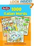 Berlitz Language: 1000 Italian Words...