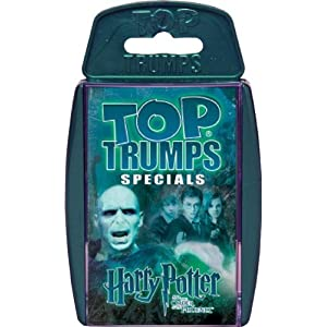 Top Trumps Harry Potter editions