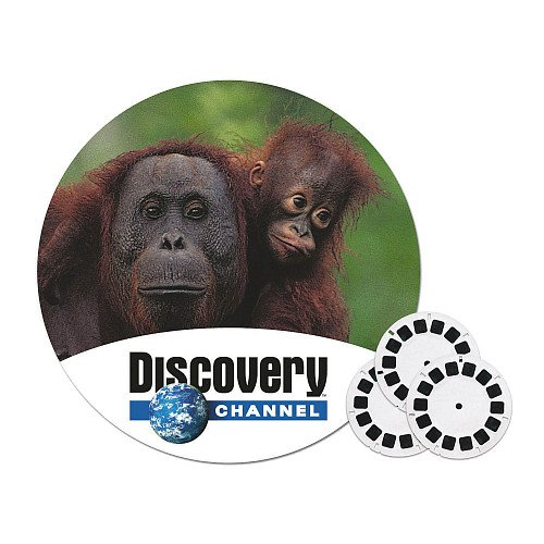 Discovery channel view master learning 3d reels babies in nature
