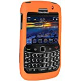 Amzer Silicone Skin Jelly Case for Blackberry Bold 9700 Onyx Bold2 - Orange