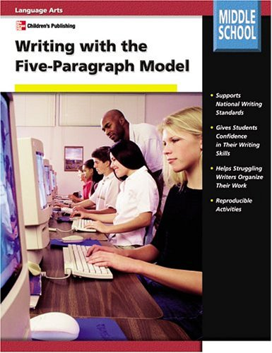 Writing with the Five-Paragraph Model, Grades 6-8