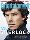 Entertainment Weekly (Jan 24, 2014) Benedict Cumberbatch - Mad About Sherlock