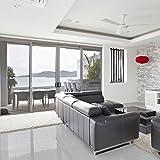 Bodenfliesen Nairobi Grau Poliert 30x60cm