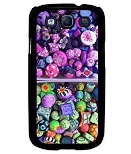 printtech Sweet Candy Back Case Cover for Samsung Galaxy S3::Samsung Galaxy S3 i9300