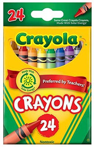 Crayola 24 Ct Crayons - 1