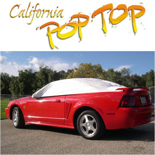 - Ford Focus DuPont Tyvek PopTop Sun Shade, Interior, Cockpit, Car Cover __SEMA 2006 NEW PRODUCT AWARD WINNER__