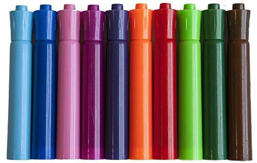 10x-felt-scented-marker-pens-felt-tips-bingo-dabber-highlighter