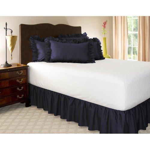 18 Inch Bedskirt Queen 1242 front