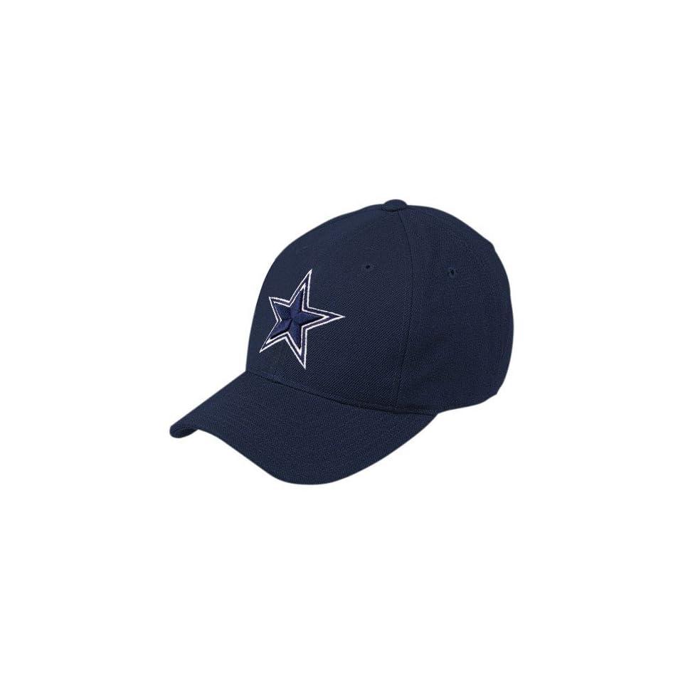 Dallas Cowboys Navy BL Adjustable Hat on PopScreen d24f2fc23