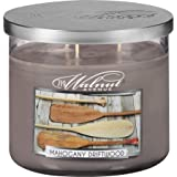 Mahogany Driftwood Scented Candle, 14 oz