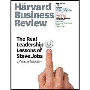 Harvard Business Review, April 2012 | [Harvard Business Review]