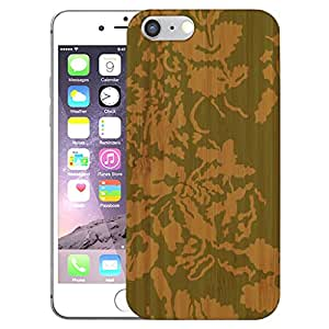 Digione Real Bamboo Wood show stop Series Back Cover For Apple iPhone 6 6s BK-488