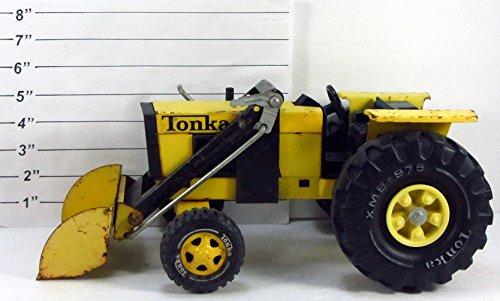 Vintage Tonka Front End Loader Tractor