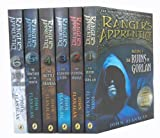 img - for John Flanagan Ranger's Apprentice 6 Books Collection Set (The Siege of Macindaw, The Sorcerer of the North, The Ruins of Gorlan, The Burning Bridge, The Icebound Land, The Battle for Skandia) book / textbook / text book
