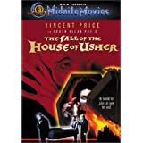 The Fall of the House of Usher (Midnite Movies) ~ Vincent Price
