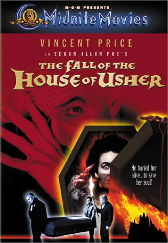 The House Of Usher DVD