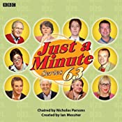 Just a Minute: Complete Series 63 | [Nicholas Parsons]