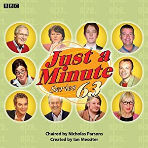 Just a Minute: Complete Series 63 Radio/TV Program