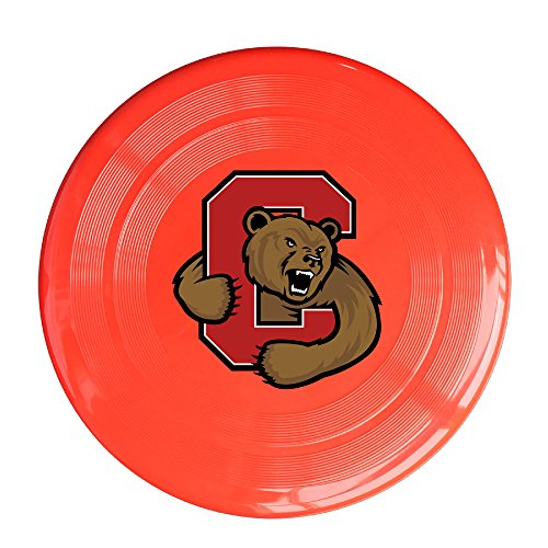 YYHU - Plastic Cornell University Frisbee Disk/disc - Red (Russell Wilson Rangers Jersey compare prices)