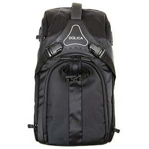 Dolica DK-20 Medium Travel Camera Backpack (Black)